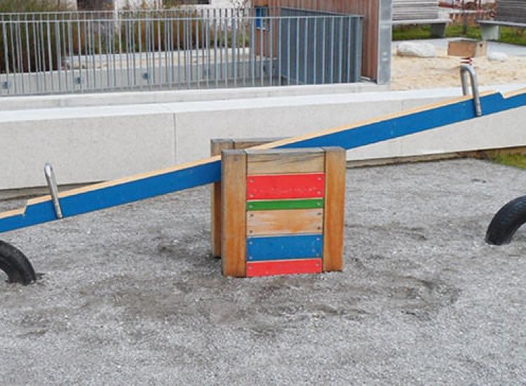 Balancín Caja
