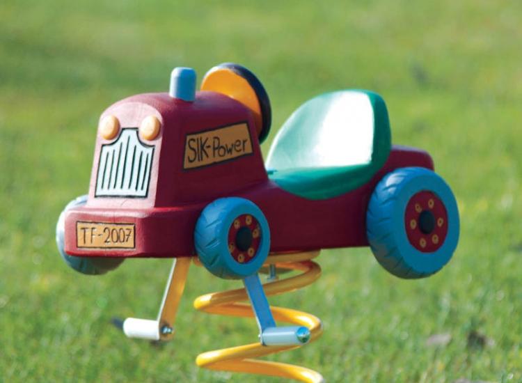 Resorte Tractor