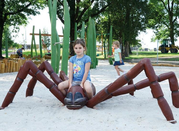 Araña pequeña