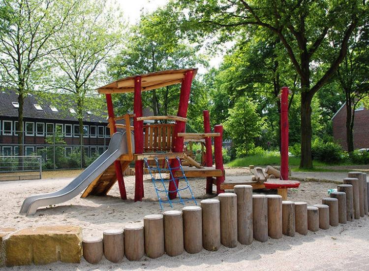 Construcción para arena Kalenbarg
