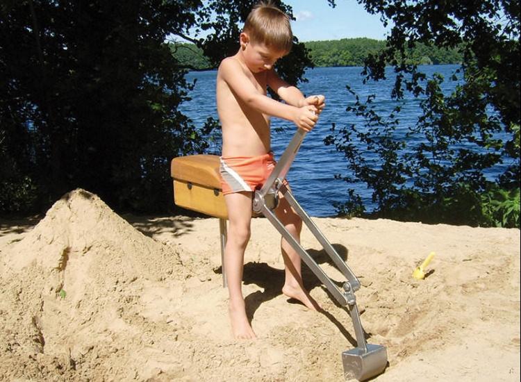 Mini excabadora