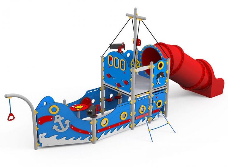 Barco Clasic Tubular