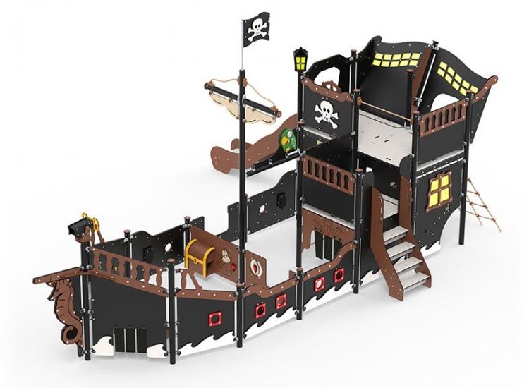 Barco Pirata Victoria